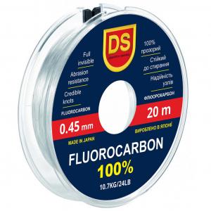 Леска флюорокарбон для поводков
